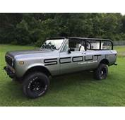 International Scout Ii On Pinterest