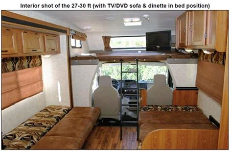 Inside a 27 Foot Motorhome   Bing images