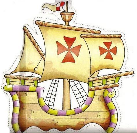 imagenes de barcos del descubrimiento de america dibujos descubrimiento de america