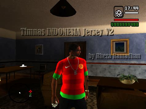 Jersey Basket Timnas Indonesia Orihyprcloth gta gaming archive