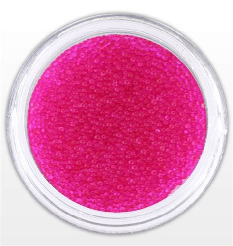 Caviar Shoo Pink caviar negle dekoration