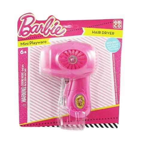 Jual Hair Dryer Mini jual mini playware hair dryer licensed by emco 0848