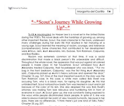 to kill a mockingbird growing up theme essay essays on to kill a mockingbird growing up