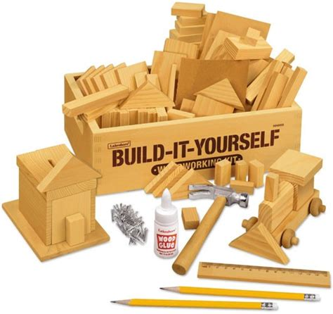 Build It Yourself Woodworking Kit A Mighty