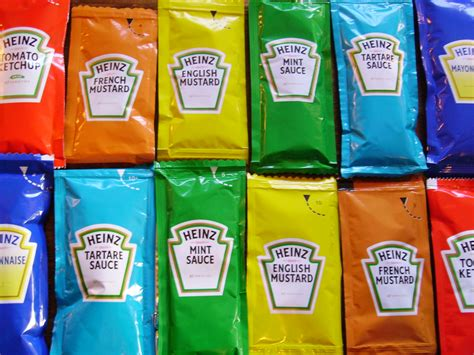 different colored ketchup the rainbow of heinz by jemmajamface on deviantart