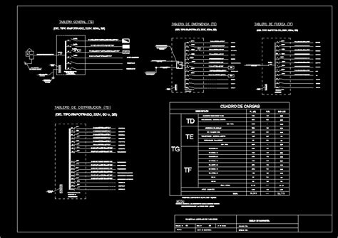 electrical wiring schematic office dwg block  autocad