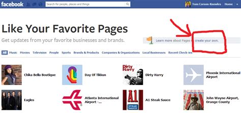 how to make a fan page on facebook how to create a facebook fan page for your business