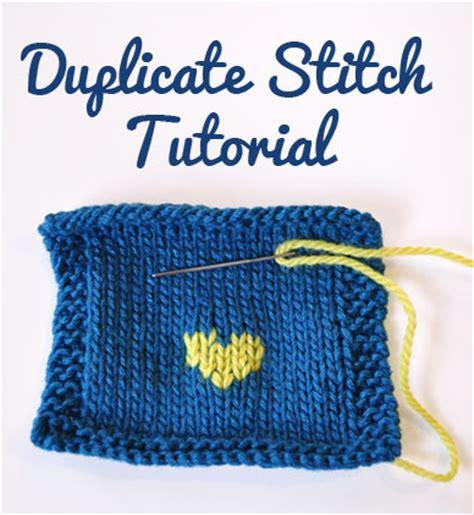 duplicate stitch in knitting free duplicate stitch patterns search engine at