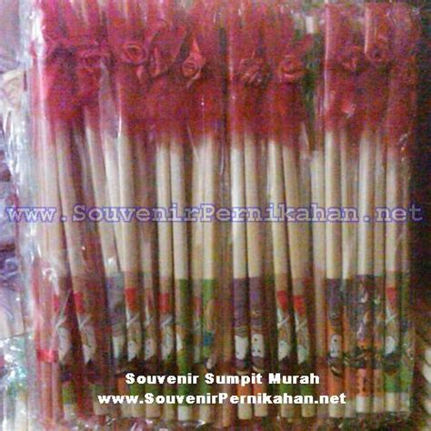 Sumpit Plastik Higienis 1x Pakai jual souvenir sumpit murah souvenir pernikahan