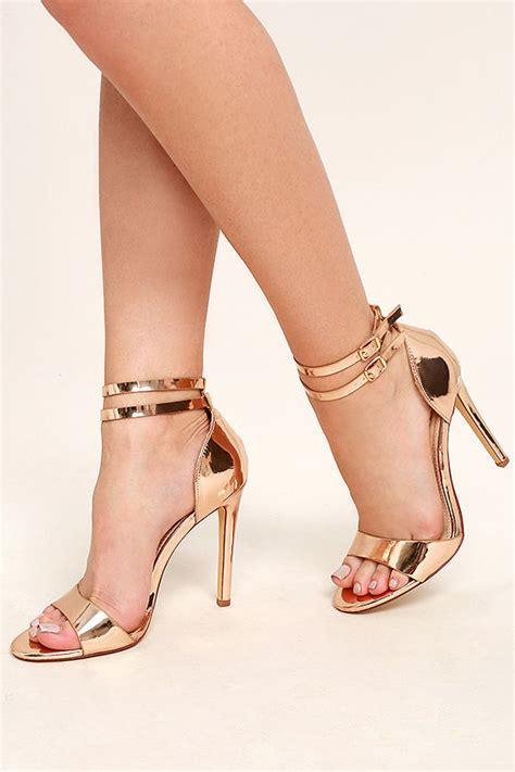 Wedges Gold Gliter Wedges Murah lovely gold heels gold ankle heels gold patent heels 32 00