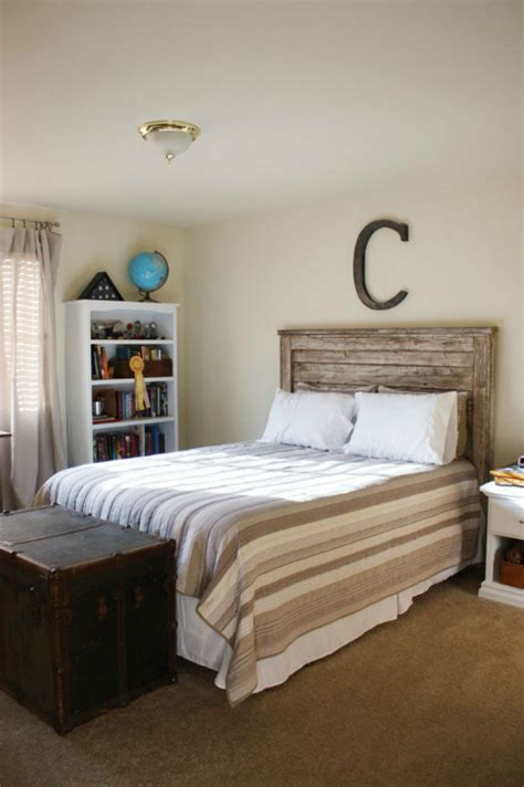 diy headboard cheap 38 creative diy vintage headboard ideas