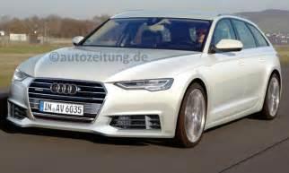 Wann Kommt Neuer Audi A6 Avant by Neuheiten Von Vw Und Audi Bis 2018 Bild 13 Autozeitung De