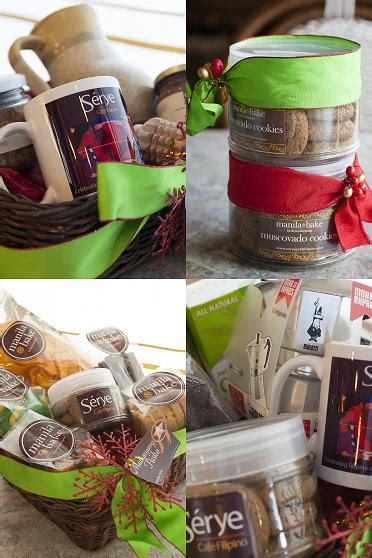christmas food gift set manila bake gift sets my tummy is