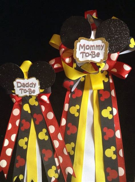 Minnie And Mickey Mouse Baby Shower by Best 25 Mickey Mouse Baby Shower Ideas On
