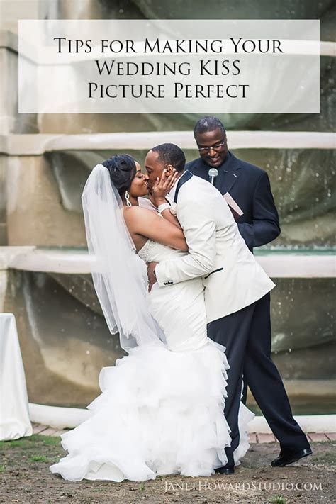 Tips for a Picture Perfect Wedding Kiss   Atlanta Wedding
