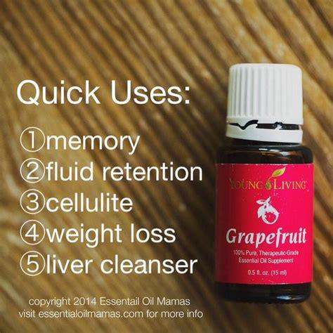 Essential Grapefruit Detox by Living Essentials Essential Uses And Grapefruit