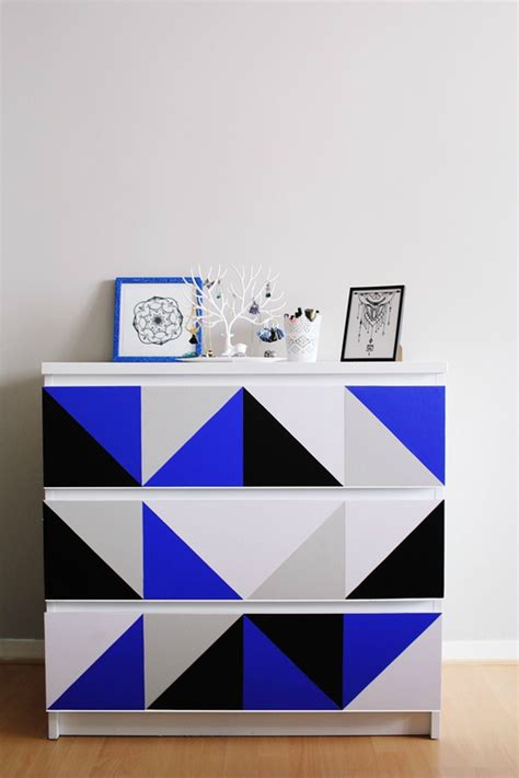 Relooker Une Commode Ikea by Ikea Hack Relooking D Une Commode Malm Les Meilleures