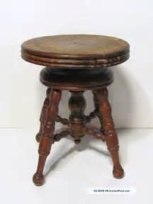 vintage piano stool beautiful scenery photography