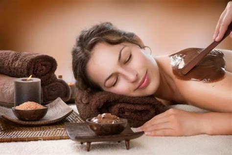 seks bathroom l enveloppement du corps au chocolat un soin gourmand