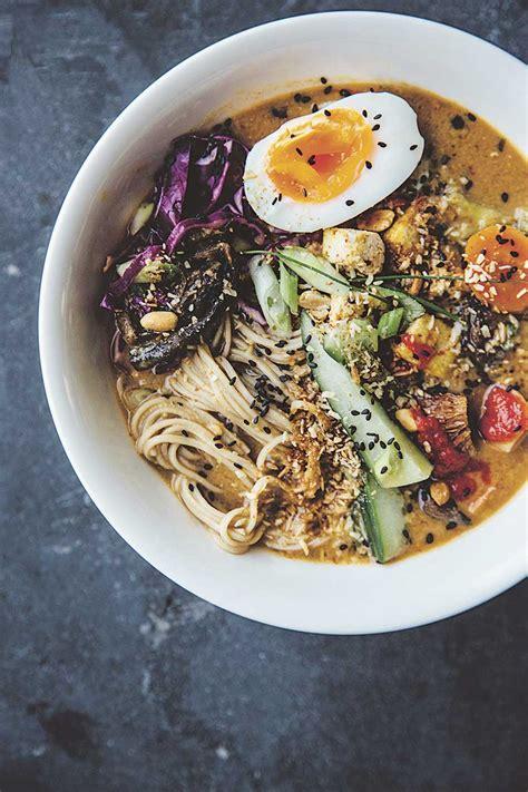 food  travel magazine soba noodles  crispy tofu