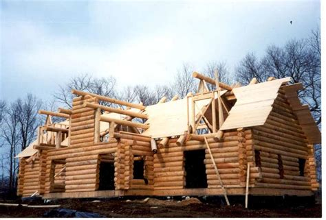 log home manufacturers yellowstone log homes