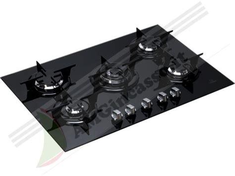 piano cottura rex 5 fuochi vetro ipg751sbk piano cottura 75 incasso cucina indesit ipg