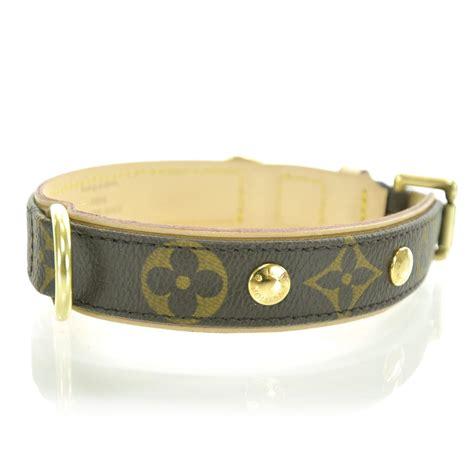loui vuitton collar louis vuitton monogram baxter collar mm 29665