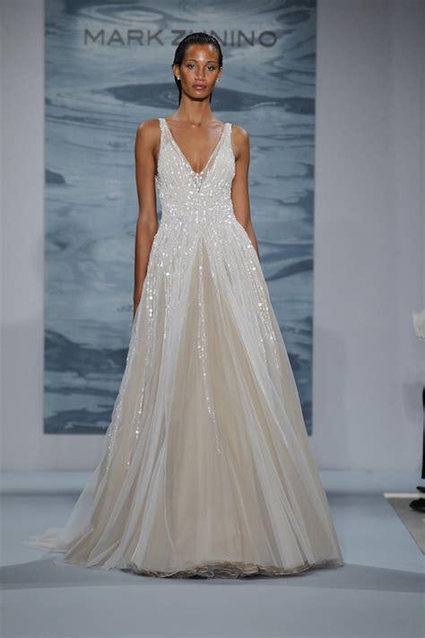 mark zunino wedding dresses spring  modwedding