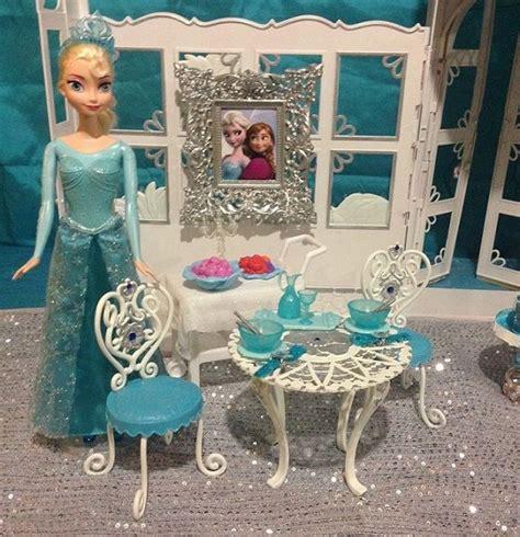 elsa doll house transform a dollhouse into an elsa castle step by step diy instructions diy doll