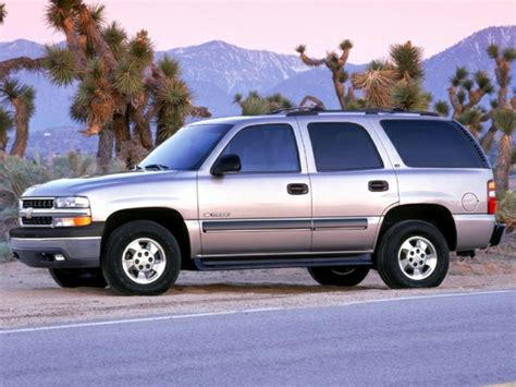 2002 chevrolet tahoe information and photos momentcar 2002 chevrolet tahoe photos informations articles bestcarmag com