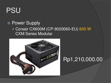 Bk0037 I5 4460 Box 3 2ghz C6mb Haswell Limited Stock tutorial merakit pc gaming high end sendiri
