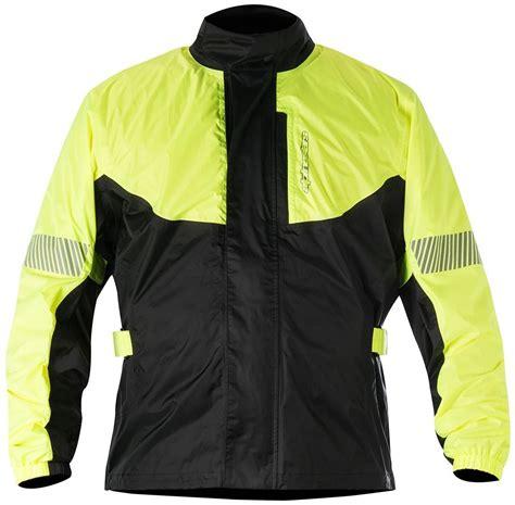 best motorcycle riding jacket alpinestars hurricane rain jacket textile clothing
