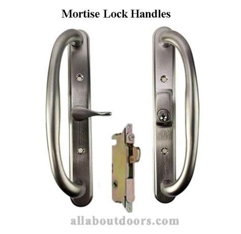 Sliding Glass Patio Door Handles Sliding Aluminium Patio Door Replacement Handles