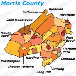 map of morris county new jersey roommates and rooms for rent in morris county new jersey