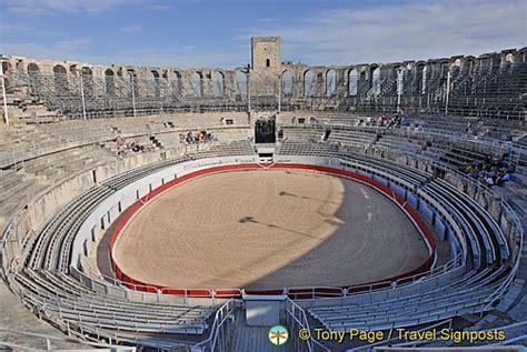 Carcassonne roman amphitheatre