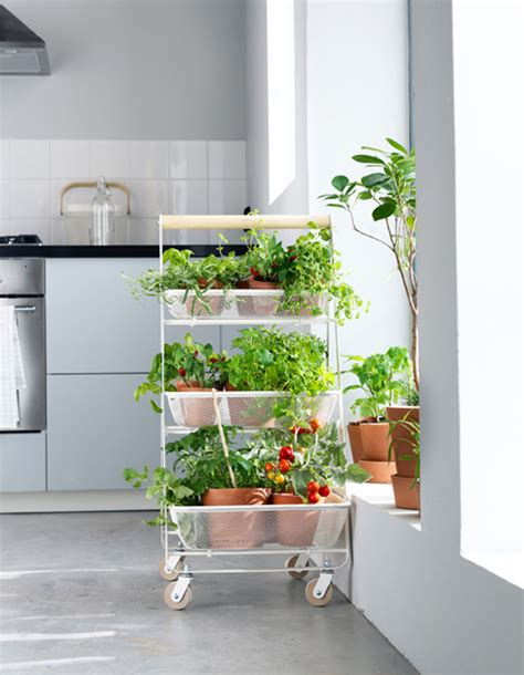 ikea indoor garden 10 best diy ikea indoor garden spaces home design and