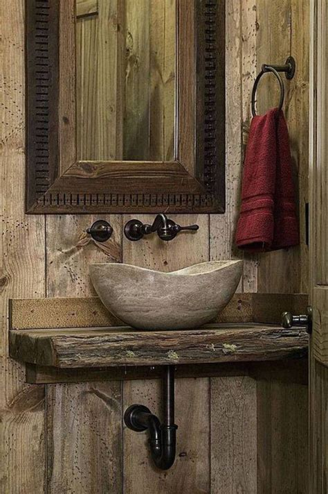 Mexican Bathroom Ideas by Cool Rustic Bathroom Design Ideas Rustic Vanity