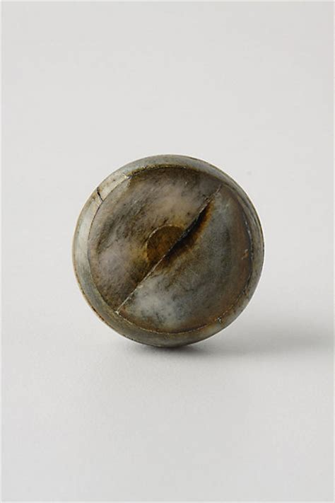 Anthropologie Cabinet Knobs by Moss Knob Anthropologie