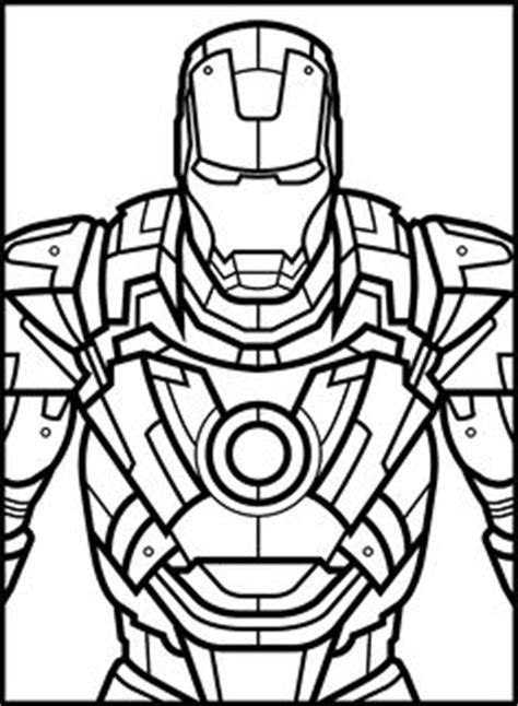 iron man coloring pages easy how to draw iron man 3 step by step marvel characters