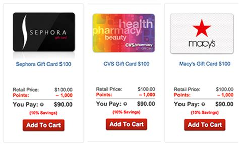 Can You Buy Sephora Gift Cards At Cvs - hot 10 off 100 cvs sephora macy s old navy gift cards enter to win 50 000