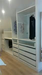 armoire sous pente ikea table de lit