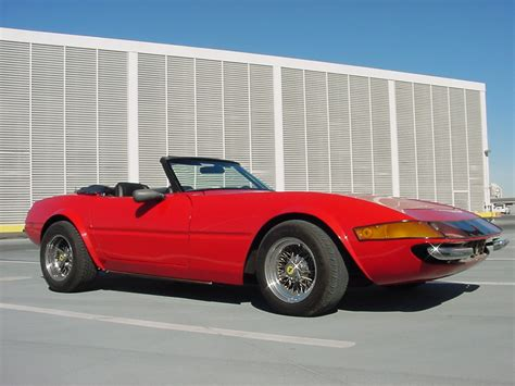 ferrari replica daytona spyder ferrari replica for sale