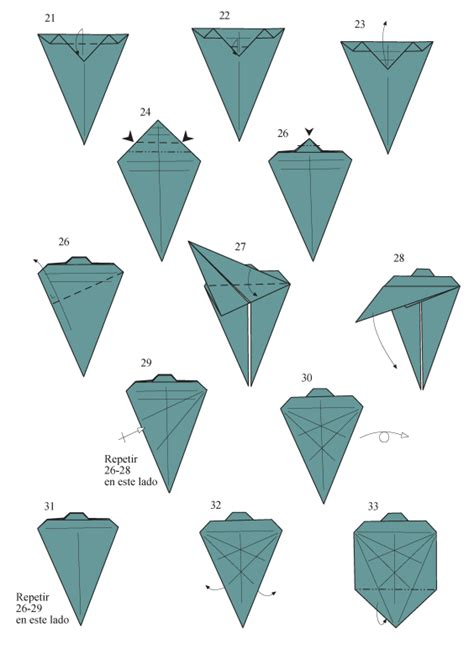 Origami Pdf Free - easy origami for crafts easy origami