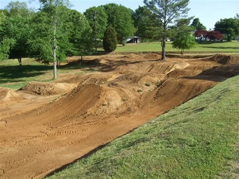 backyard mx track re backyard tracks personal tracks