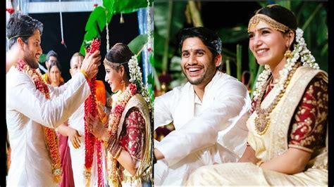 actress samantha wedding video actress samantha and naga chaitanya wedding hd photos