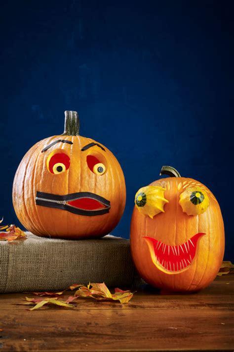 unique  creative halloween pumpkin carving ideas