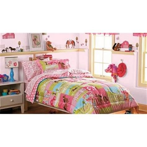 circo bedding circo 174 pretty horses bedding set target mobile girls