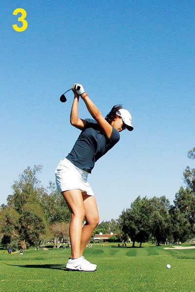 michelle wie swing michelle wie swing sequence golf com
