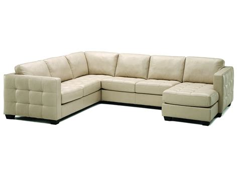 leather sofa sectional palliser furniture living room barrett sectional 77558