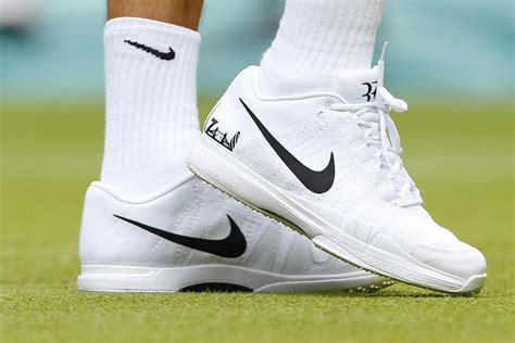 Baju Tenis Nike Roger Federer the story roger federer s custom wimbledon nike sneakers footwear news
